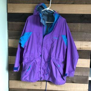 Vintage Sprayway Gortex Winter Jacket size L-XL